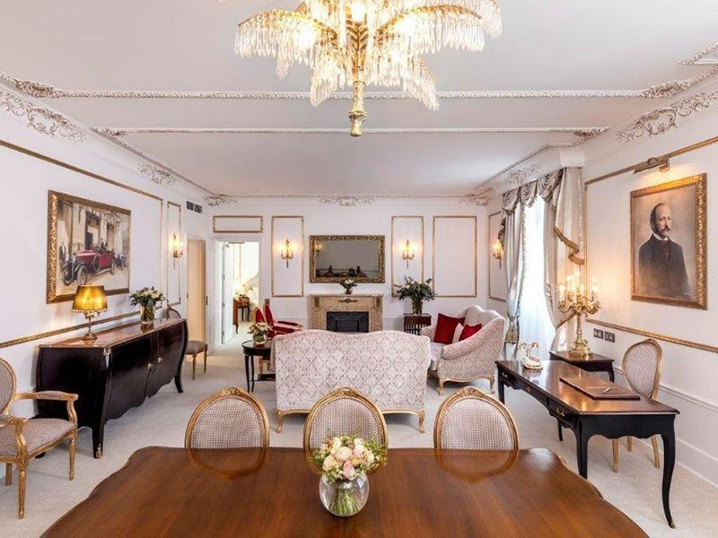 Marcos Express Ritz El Palace